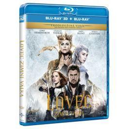 Lovec: Zimní válka 3D + 2D Prodloužená verze   - Blu-ray