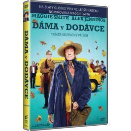 Dáma v dodávce   - DVD