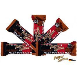 POWER SYSTEM High Protein Bar 5x 35 g čokoláda