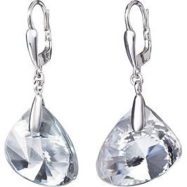 Preciosa Náušnice Luxe Crystal 6841 00 stříbro 925/1000