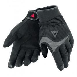 Dainese rukavice DESERT POON D1 vel.M černá/šedá, textil (pár)