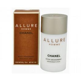 Chanel Allure Homme - tuhý deodorant 75 ml
