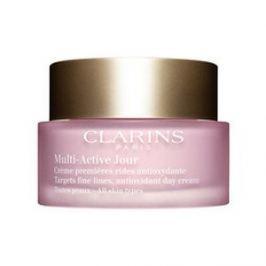 Clarins Denní krém proti jemným vráskám pro všechny typy pleti Multi-Active (Antioxidant Day Cream) 50 ml