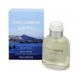 Dolce & Gabbana Light Blue Discover Vulcano - EDT 40 ml