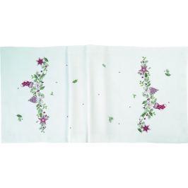 Sander středový pás Christmas Bow 50x150 cm