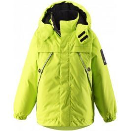 Lassie Lassietec Jacket Yellow Lime 116