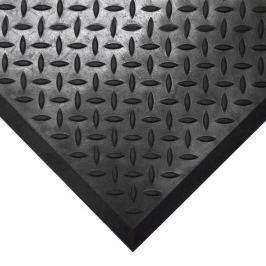 Gumová protiskluzová průmyslová rohož (25% nitrilová pryž) Comfort-Lok - 80 x 70 x 1,25 cm