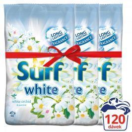 Surf Color prášek Orchid & Jasmine 3 x 2,8 kg (120 praní)
