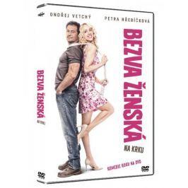 Bezva ženská na krku   - DVD