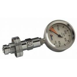 APEKS Manometr na měření tlaku v láhvi, DIN