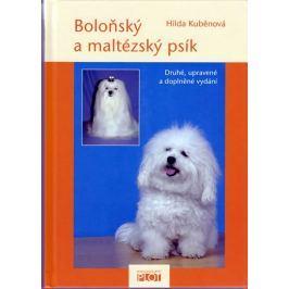 Kuběnová Hilda: Boloňský a maltézský psík - 2.  vydání