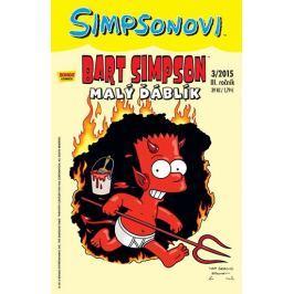 Groening Matt: Simpsonovi - Bart Simpson 03/15 - Malý ďáblík