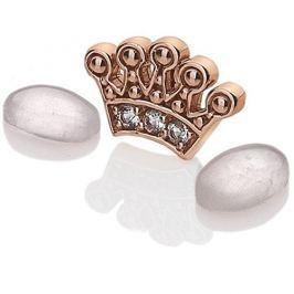Hot Diamonds Element Korunka s růženíny Anais EX119 stříbro 925/1000