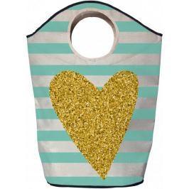 Butter Kings Taška na prádlo Gold Heart