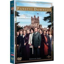 Panství Downton 4. série (4DVD)   - DVD