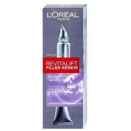 L'Oréal Vyplňující oční krém Revitalift (Filler Renew Eye cream) 15 ml