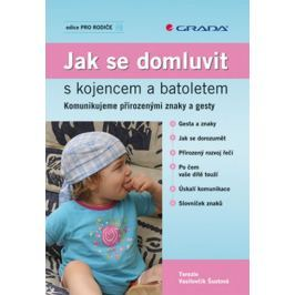 Vasilovčík-Šustová Terezie: Jak se domluvit s kojencem a batoletem - Komunikujeme přirozenými znaky
