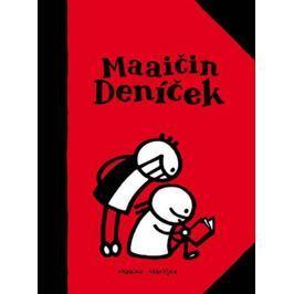 Hartjes Maaike: Maaičin deníček
