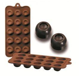 Ibili Formičky na čokoládu diamant 10,5x21cm