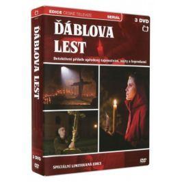 Ďáblova lest (3DVD) -   DVD