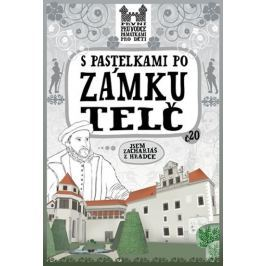 Chupíková Eva: S pastelkami po zámku Telč