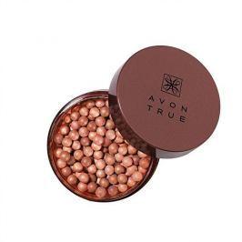 Avon Bronzové tónovací perly True (Bronzing Pearl Powder) 22 g (Odstín Deep Bronze)