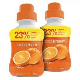Sodastream Příchuť Orange 2x 750 ml