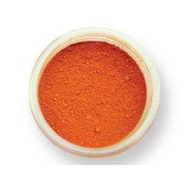 PME Prachová barva matná – oranžová 2g