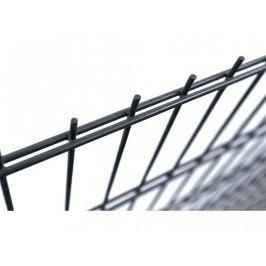 Svařovaný panel SUPER RAL 7016 Zn+PVC 2500×1030 mm - výška 103 cm