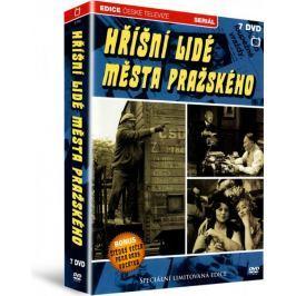 Hříšní lidé Města pražského (7DVD) -   DVD
