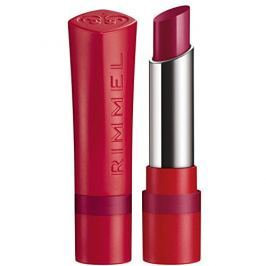 Rimmel Rtěnka s matným efektem The Only 1 Matte (Lipstick) 3,4 g (Odstín 600 Keep it Coral)
