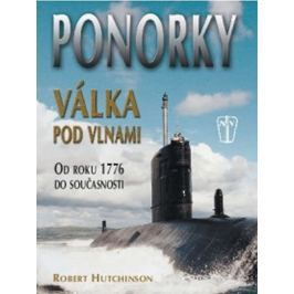 Hutchinson Robert: Ponorky - Válka pod vlnami