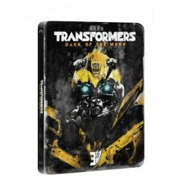 Transformers 3 (steelbook Edice 10 let)   - Blu-ray