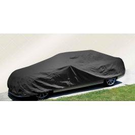MAMMOOTH Ochranná plachta černá, velikost M - pro vozidla typu Fiesta/Corsa/Polo/Punto I,II /Ibiza, Picanto, Klasa A, Fabia atd.