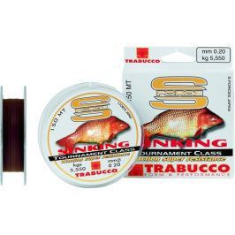 Trabucco Vlasec  S-Force Sinking 300 m Brown 0,28 mm, 9,20 kg