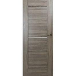 VASCO DOORS Interiérové dveře IBIZA kombinované, model 2, Dub sonoma, A