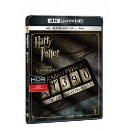 Harry Potter a Vězeň z Azkabanu (2 disky) - Blu-ray + 4K ULTRA HD
