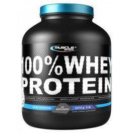 Musclesport 100 % Whey Protein 1135g čokoláda