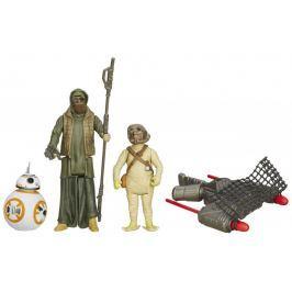Star Wars Dvojbalení figurek SW set figurek Unkarův lump a sběrač z Jakku