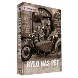 Bylo nás pět (6DVD)   - DVD