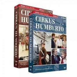 Cirkus Humberto (13DVD)   - DVD