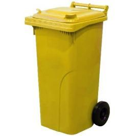 M.A.T. Group Nádoba na odpadky 120l PH, žlutá