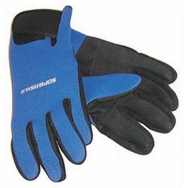 SOPRASSUB Rukavice 2 mm se syntetickou kůží na dlani, XS