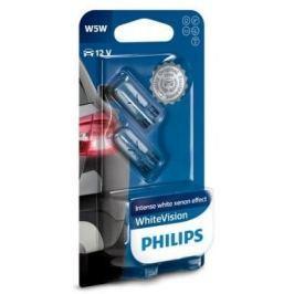 Philips Žárovka typ W5W, 12V, 5W, WhiteVision