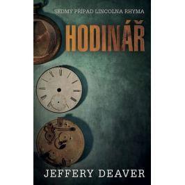 Deaver Jeffery: Hodinář