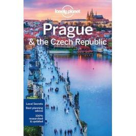 kolektiv autorů: Prague & the Czech Republic: Lonely Planet
