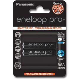 Panasonic AAA 2ks 930 mAh Eneloop Pro (4HCDE/2BE)