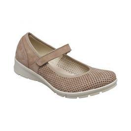 SANTÉ Zdravotní obuv dámská IC/71810 beige (Velikost vel. 36)