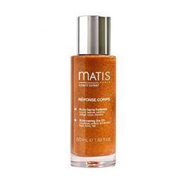 Matis Paris Pečující třpytivý suchý olej pro vlasy a tělo Réponse Corps (Shimmering Dry Oil) 50 ml