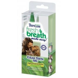 TropiClean Clean Teeth Gel Kit – gel pro psy 118ml